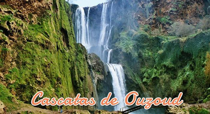 Visitar as Cascatas de Ouzoud