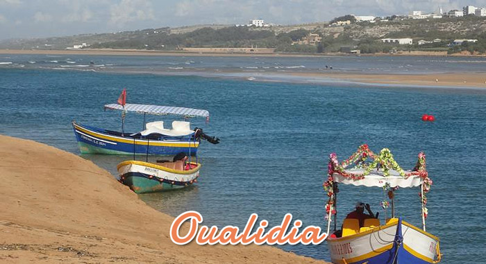 Visitar Oualidia