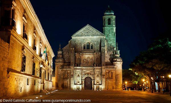 Sacra Capilla de San Salvador-ubeda