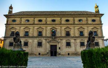 Palacio de las Cadenas Úbeda