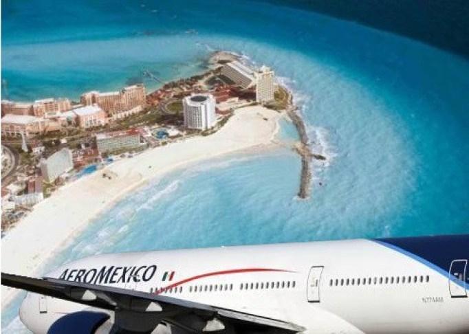 Quantas horas de voo do Brasil para Cancun