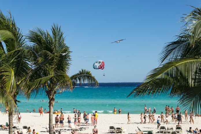 Viagem para Cancun