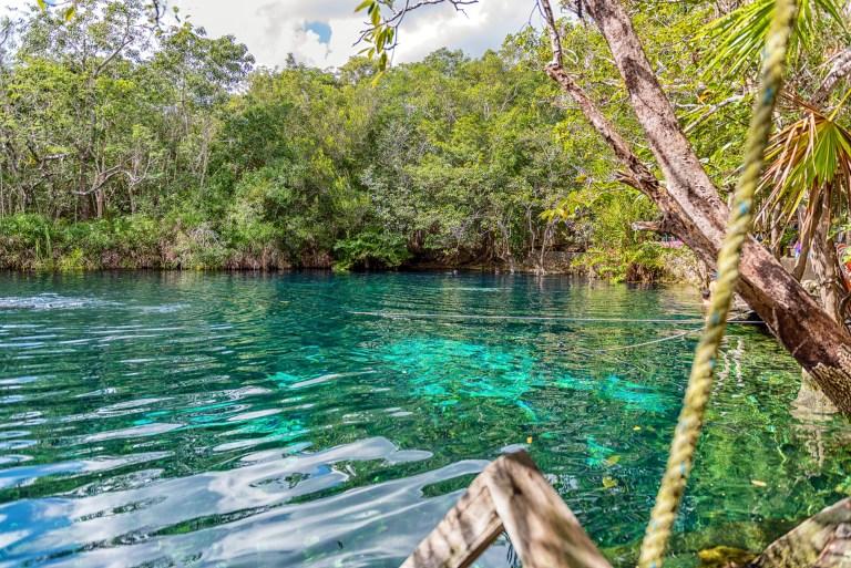 Cenote Car Wash na Riviera Maya