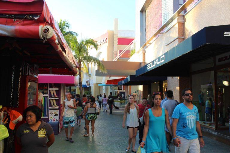 compras em cancun