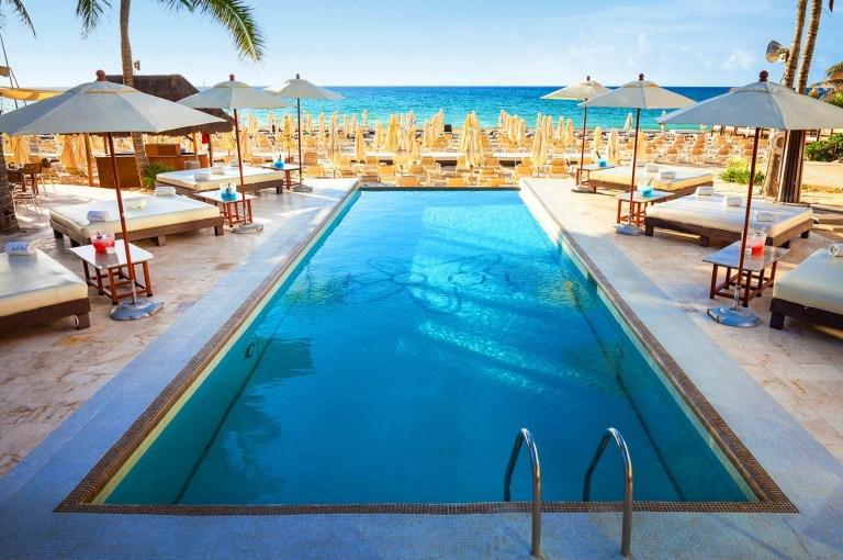 Kool Beach Club Playa del Carmen