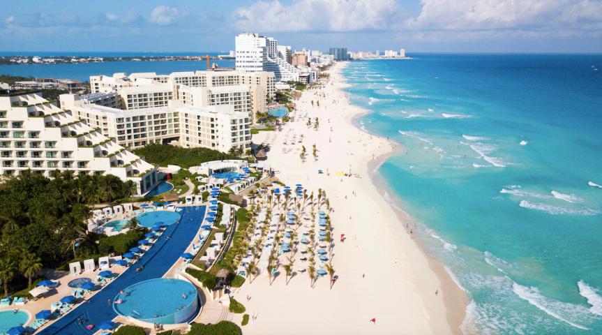 Cancun em dezembro