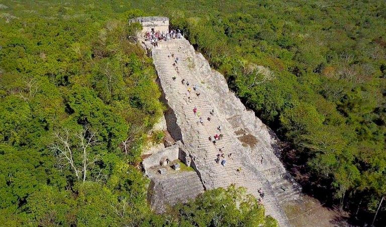 Cobá na Riviera Maya