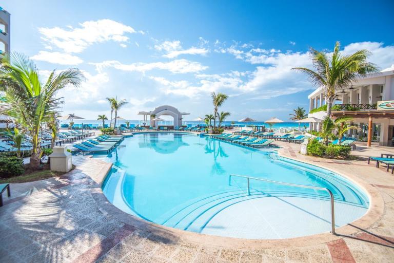 Gran Caribe All Inclusive - Panama Jack Resorts Cancun melhores hotéis para crianças em Cancun