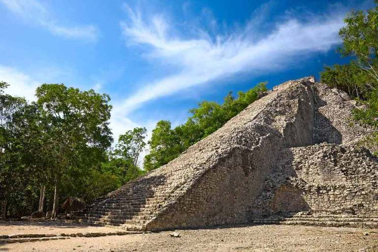 Pirâmides no México