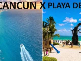 Dúvida cruel: Playa del Carmen ou Cancun?