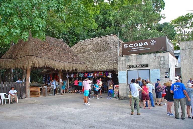 Quanto custa o ingresso em Cobá
