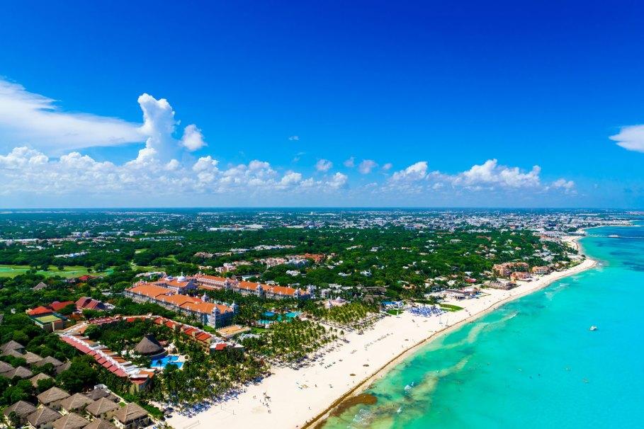 Quando é verão em Cancun