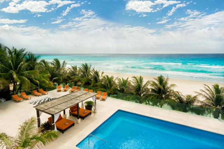 Hotel Flamingo Cancun é bom