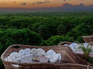 Azulik Tulum: Eco Resort de luxo na selva maia