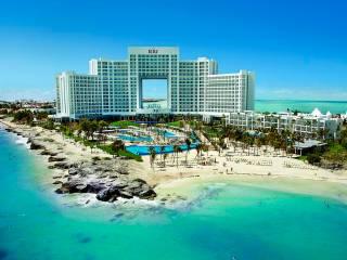Hotel Riu Palace Península Cancun: All Inclusive de qualidade na zona hoteleira