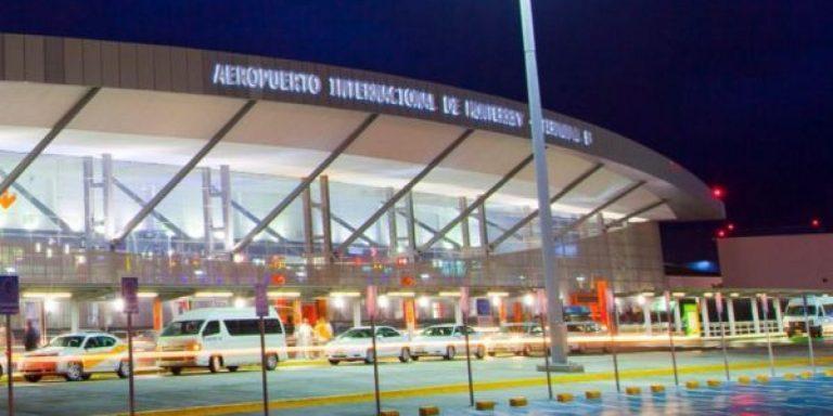 aeroporto de Monterrey