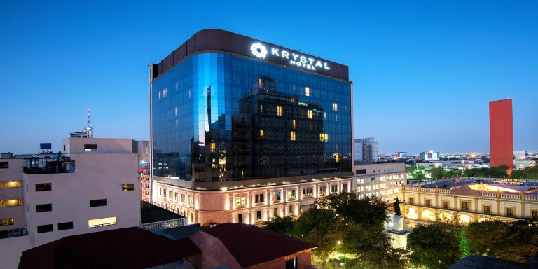 Hotéis centro