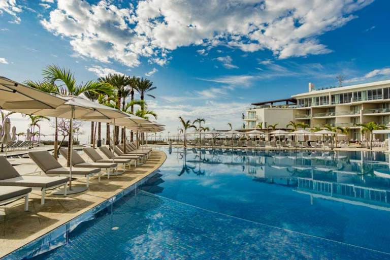 Le Blanc SPA Resort All Inclusive em Cancún.