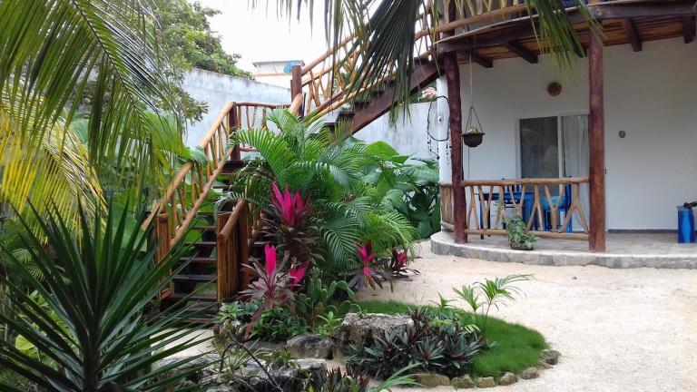Hotéis no centro de Tulum