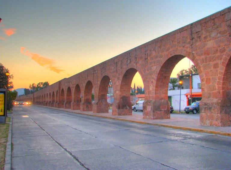 Aqueduto de Morelia