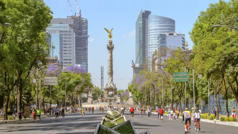 Avenida Reforma Ciudad de México