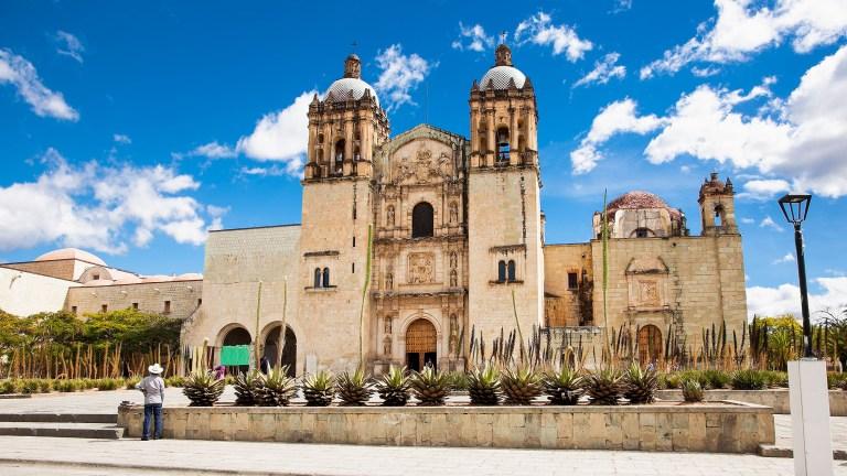 Templo Santo Domingo de Guzmán