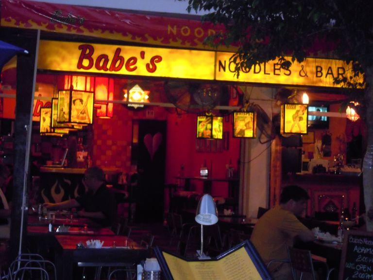 Restaurantes tailandeses em Playa del Carmen
