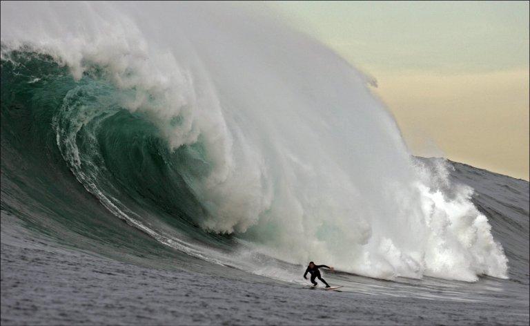 Surfe em Ensenada