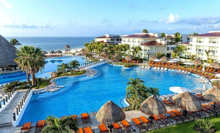 the grand at moon palace cancun mexico