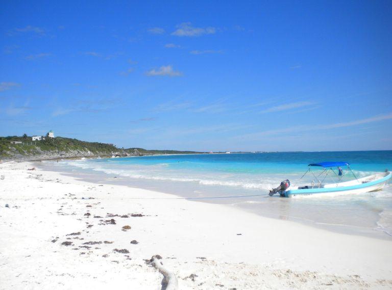 Playa Nudista Riviera Maya