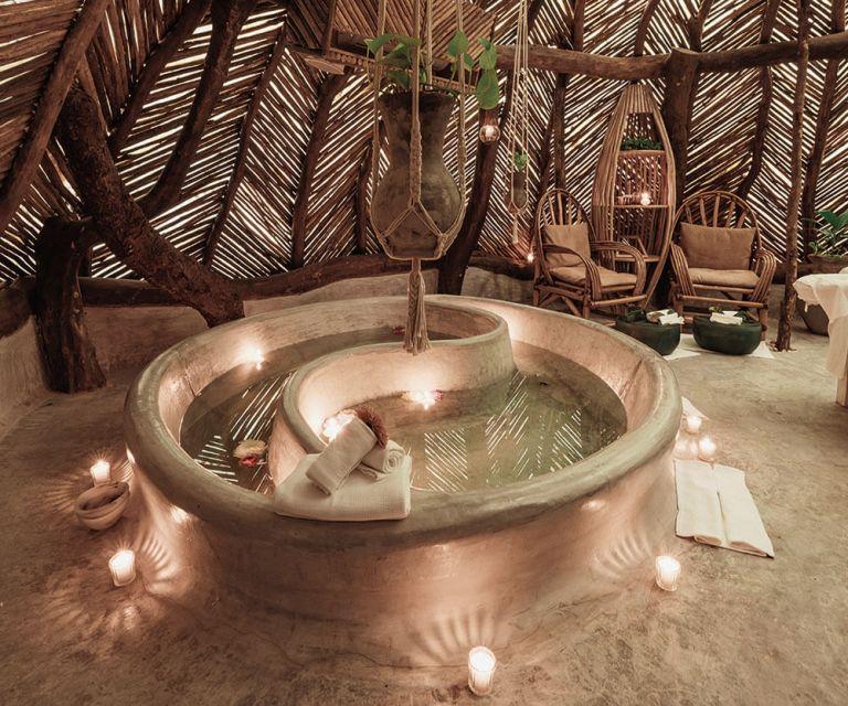 Azulik Maya Spa