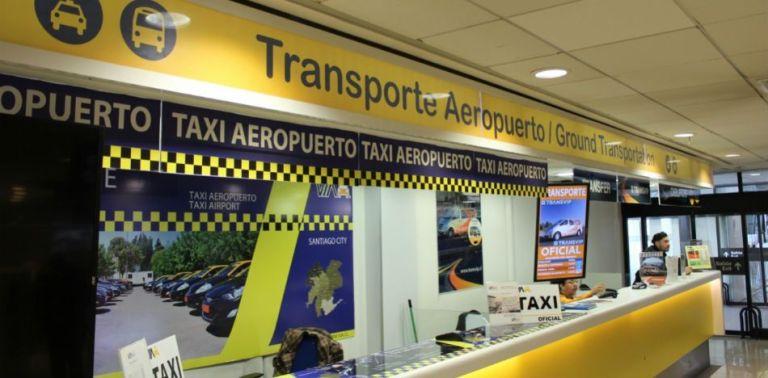 Taxi aeroporto Cidade do México