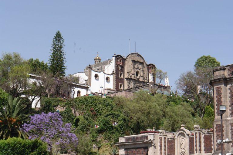 história da Basílica de Guadalupe