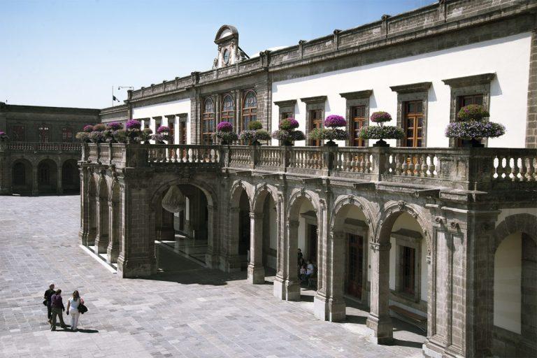 Museu Nacional de História Cidade do México