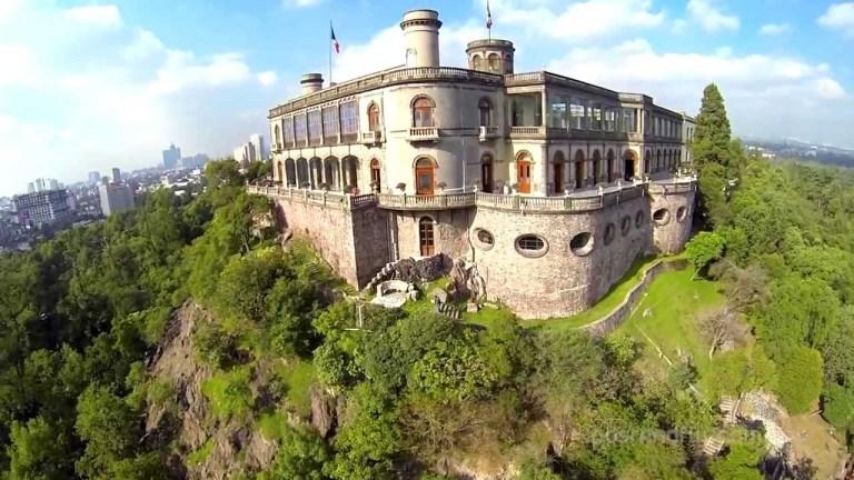 castillo de chapultepec mexico