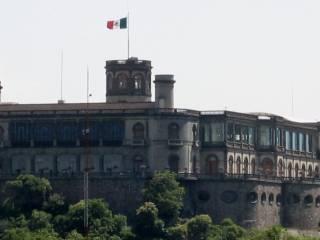 Castillo de Chapultepec: Monumento histórico do México