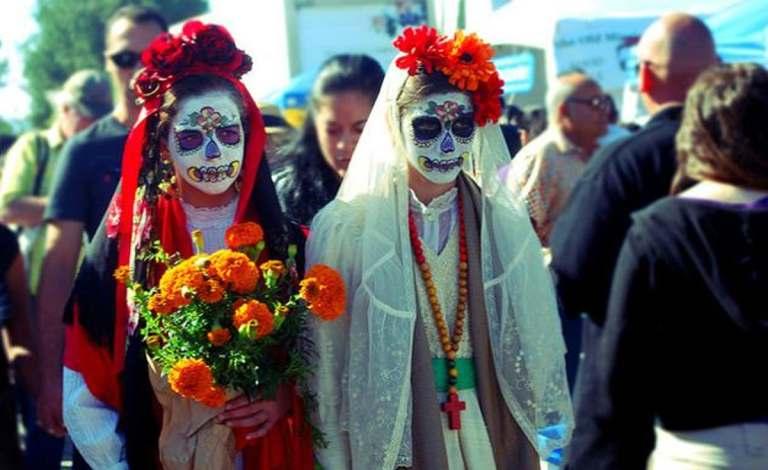 História do Dia de los Muertos