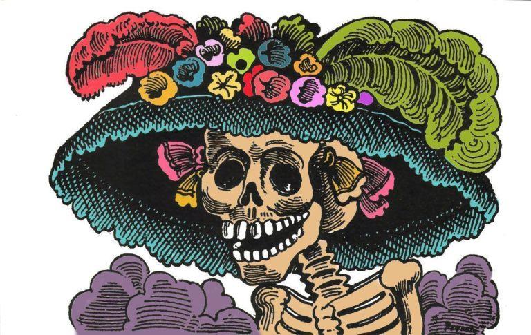 Catrina Dia de los Muertos