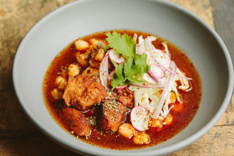 Comidas típicas do México