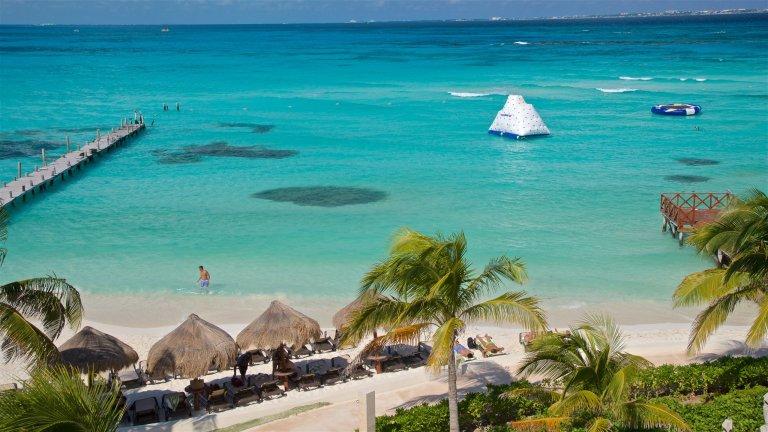 Que horas escurece em Cancun Cancun