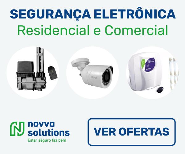 Novva Solutions - Segurança Eletrônica