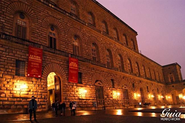 Palácio Pitti em Florença