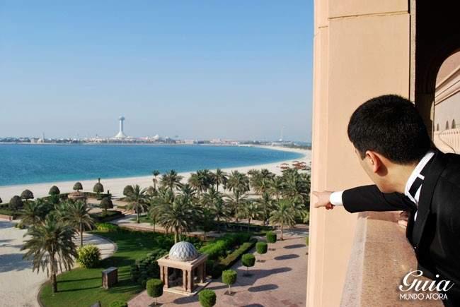 Exterior Emirates Palace