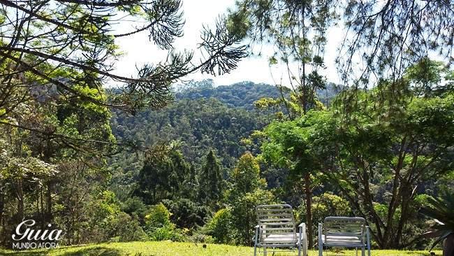 Vista de Visconde de Mauá