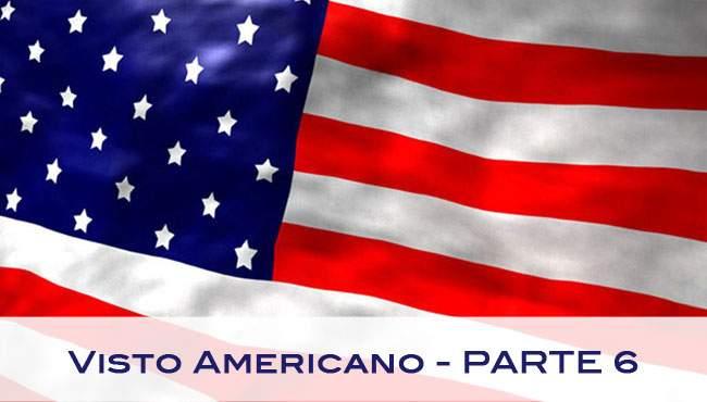 documentos para o visto americano