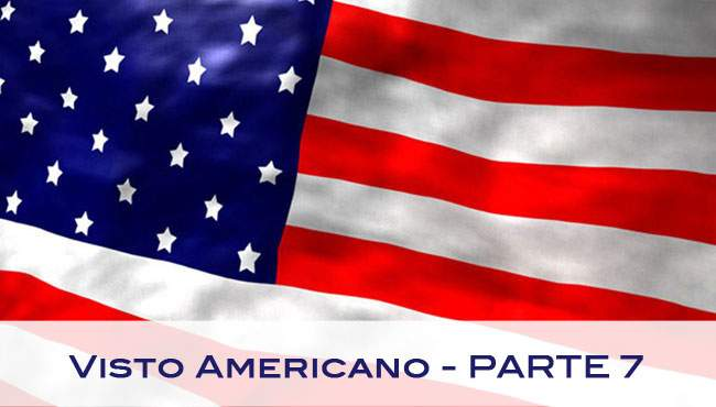 Dúvidas sobre o visto americano