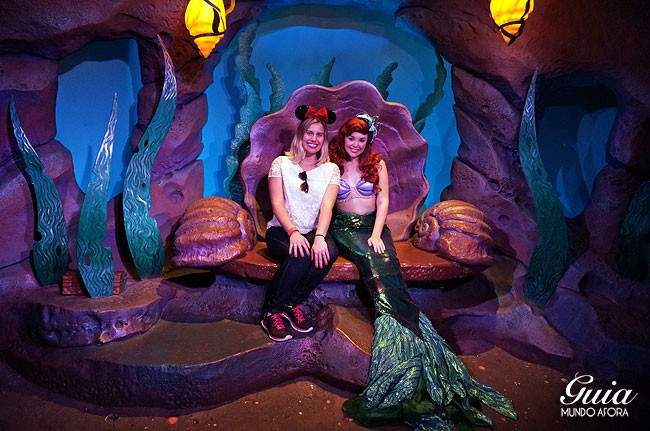 Ariel no Magic Kingdom