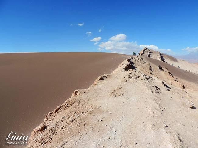 Trekking Valle de la Luna Atacama Chile