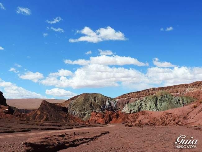 Valle del Arco Iris, Atacama Chile