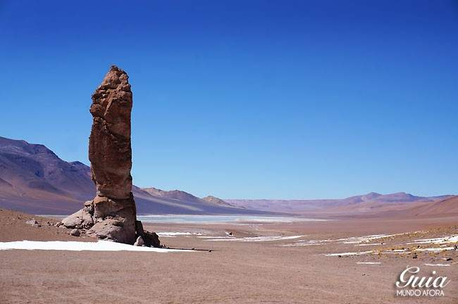 Monge de la Pacana, Atacama